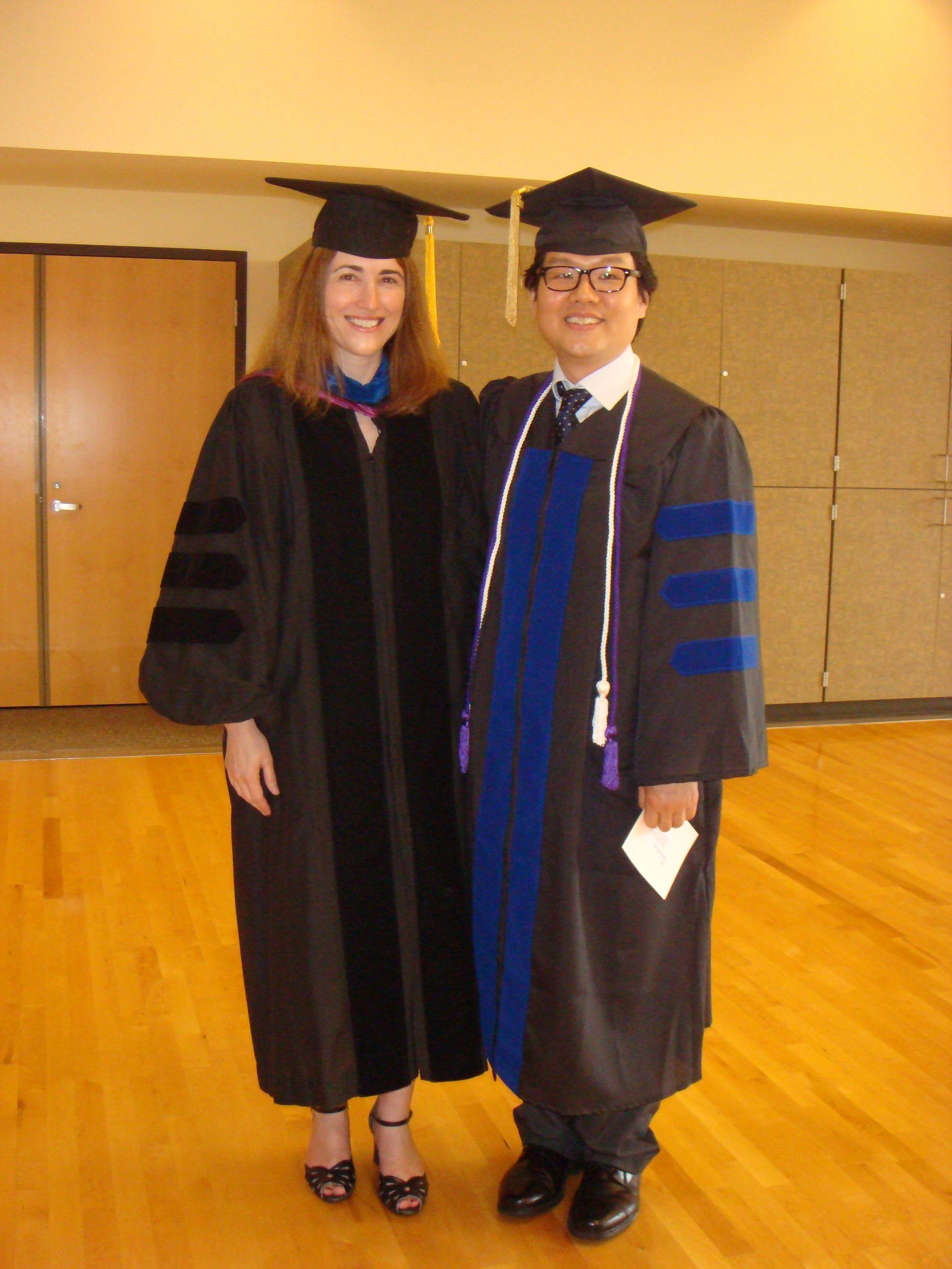 SJ's graduation